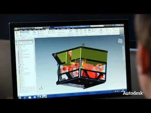 Autodesk Vault Customer - Soil Machine Dynamics (SMD)