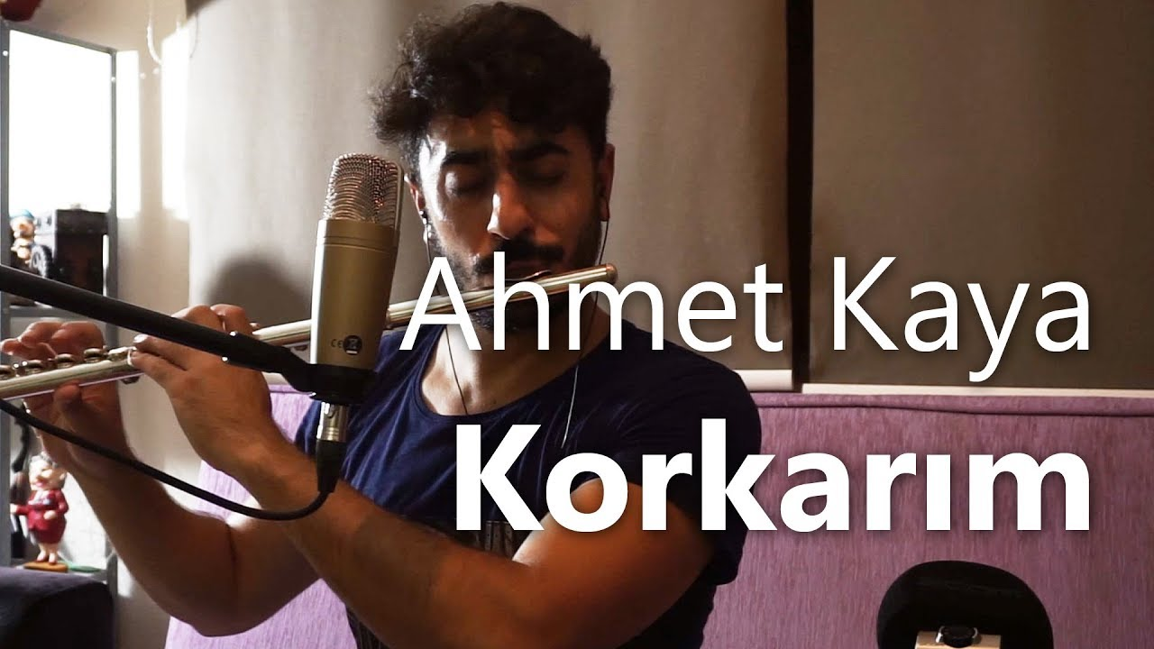 Korkarım - Ahmet Kaya | Yan Flüt Solo - Mustafa Tuna