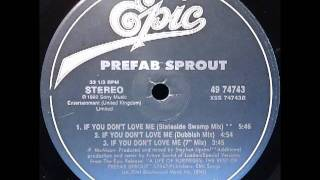 Play If You Don't Love Me (Future Sound Of London Mix)