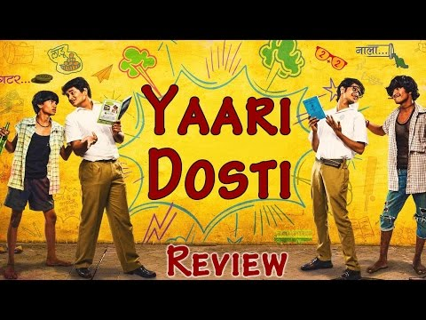 Yaari Dosti | Full Movie Review | Aashish Gade, Mitali Mayekar