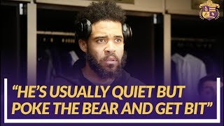 Lakers Nation Interview: JaVale McGee Reacts to Chris Paul-Rajon Rondo Fight
