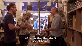 Take a look around the UK's oldest LGBT+ bookshop | City Secrets | Time Out London