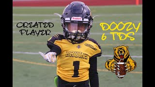 🔥🐻💰 The Cheat Code I Will Conroy Jr I 8 Yr Old RB/S I Benson Bruins 2019
