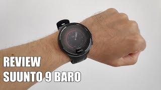 Review Suunto 9 Baro Nuevo Smartwatch con monitor de pulsaciones