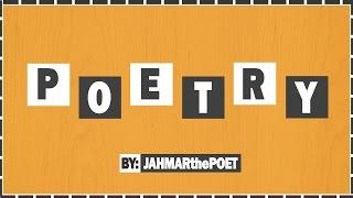 POETRY - Touching hearts || Spoken Poetry Animation - JAHMARthePOET