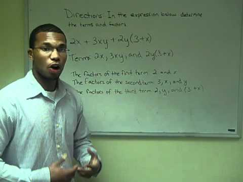 Rules of Order: Evaluating Algebraic Expressions