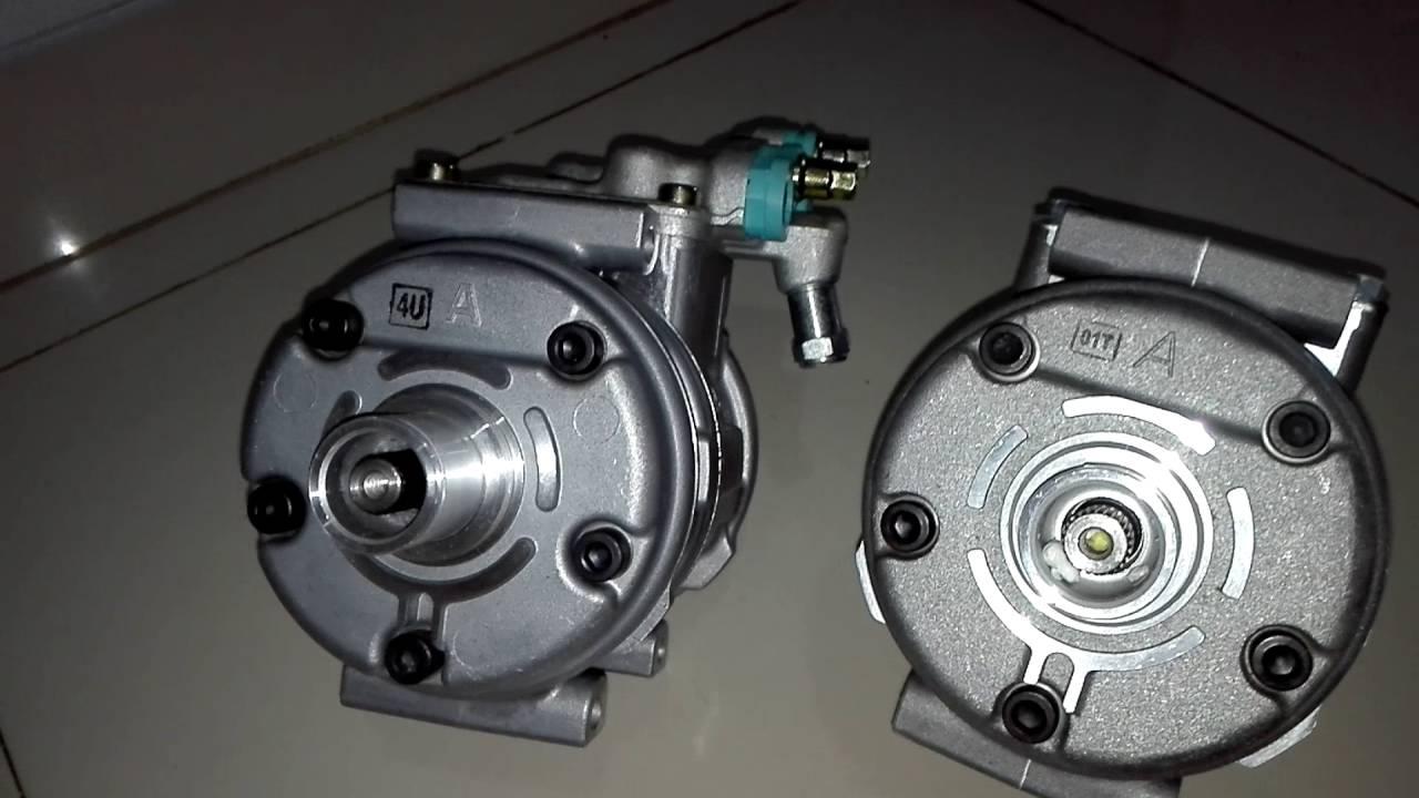 Cara Membedakan Keaslian Kompresor Ac Mobil Merk Denso Youtube Daihatsu Gran Max
