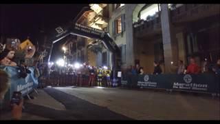 2016 Marathon du Mont Blanc 80K start