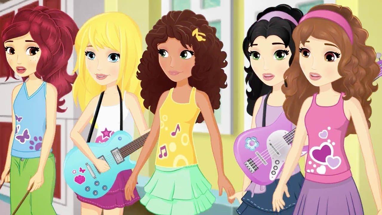 Disney Com Lego Friends Episodes Lego Friends Of Heartlake City