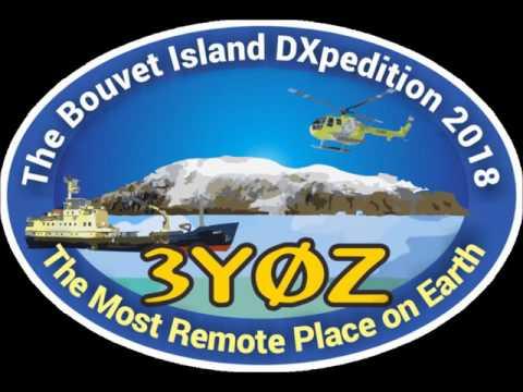 3Y0Z Bouvet Island. From dxnews.com