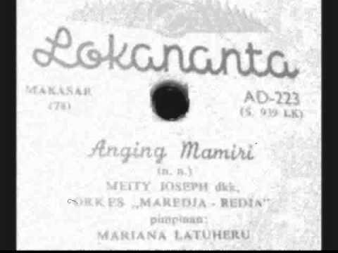 Anging Mamiri - Meity Joseph & Orkes Maredja Redja   ( P'DHEDE CIPTAMAS ).wmv