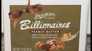 Pangburn's Of Texas: Billionaire Peanut Butter Review