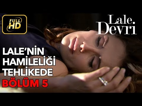 Lale Devri 5. Bölüm / Full HD (Tek Parça) - Lale'nin Hamileliği Tehlikede
