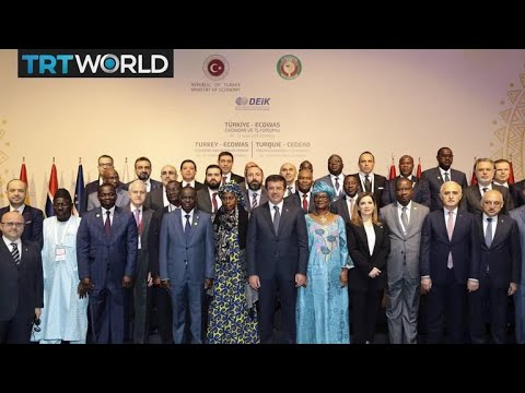 Ministers from Turkey and Africa meet in Istanbul | Money Talks