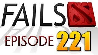 Dota 2 Fails of the Week - Ep. 221