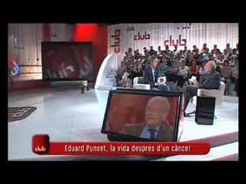 Punset habla de su cáncer en El Club (TV3)