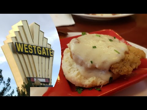 Westgate Fresh Buffet - Las Vegas - Weekend Brunch Tour