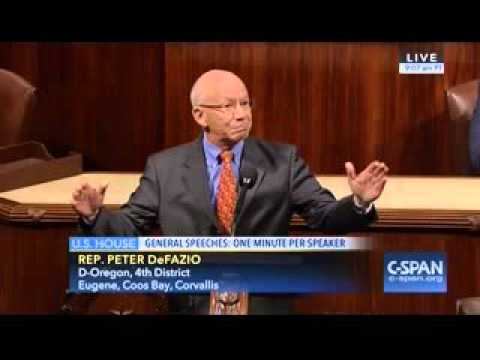 Ranking Member DeFazio Urges DOT to deny Norweigan Air permit