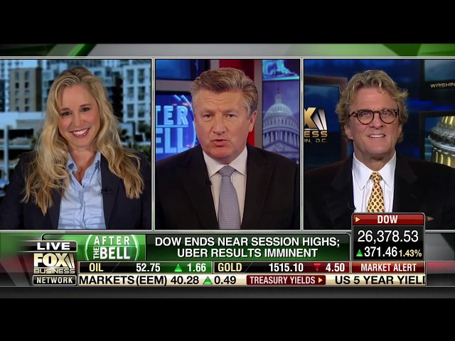 Paul Dietrich   FBN After the Bell   Fox Business News AUG 8 2019