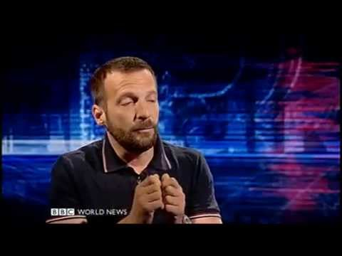 BBC Hardtalk - Mathieu Kassovitz