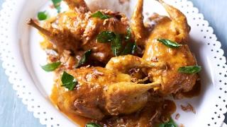 Quail Dhansak | Quail Curry | Chef Atul Kochhar