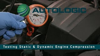 Best Way to Perform a Static & Dynamic Engine Compression Test