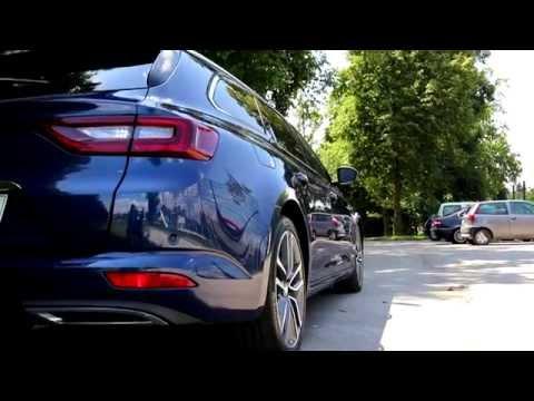 Renault Talisman Grandtour Zen Energy dCi 160 review