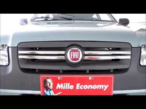 Fiat Mille Fire Economy 2014 - Grazie Mille 0698