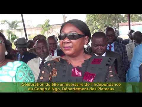 CDP CONGO - NGO / Fête de l'indépendance du Congo