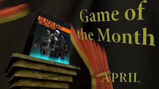 TI Game of the Month - April 2014