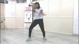 Uptown Funk Beginner's Dance Choreography | RougePouts