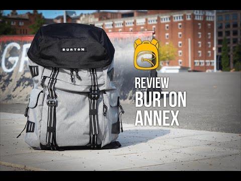 Burton Annex - Review auf Deutsch - Rucksack Test