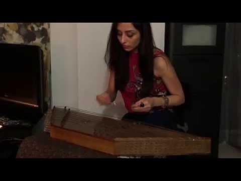 "Santur Improvisation in ""Isfahan"""