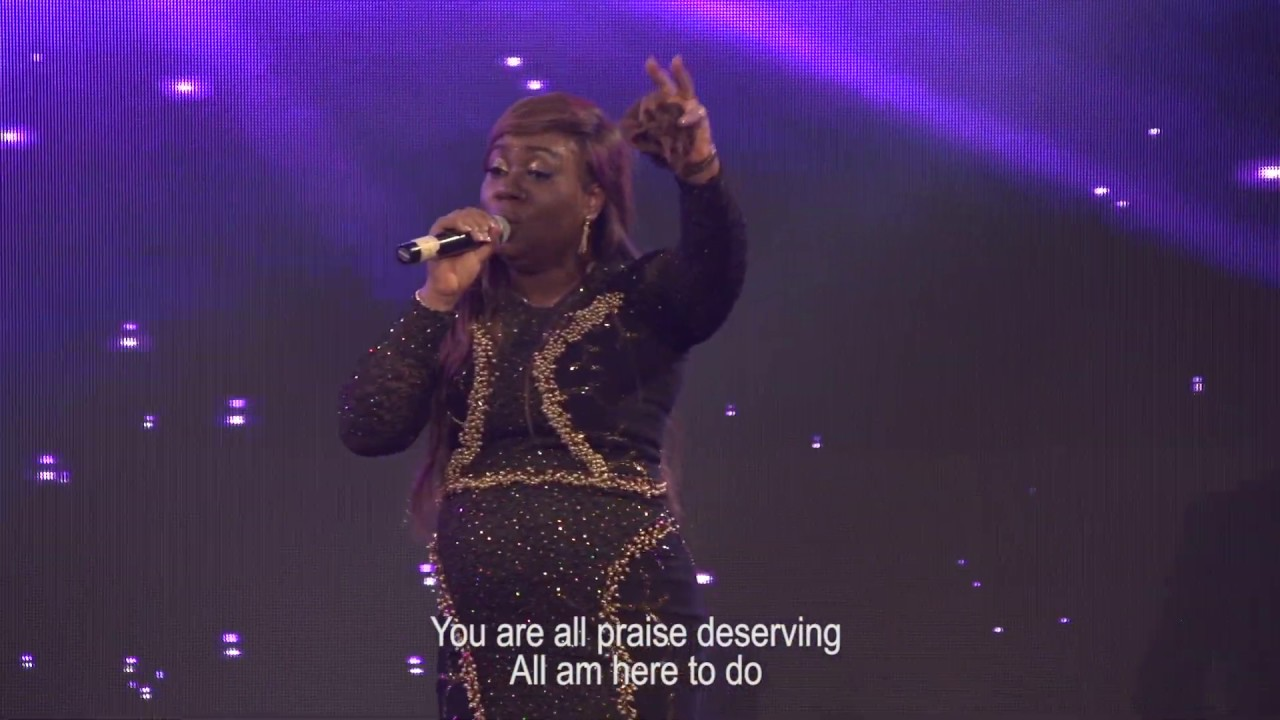 (Live) WORSHIP YOU - Toluwanimee ft Onos Ariyo  [@toluwanimee @onosariyo]