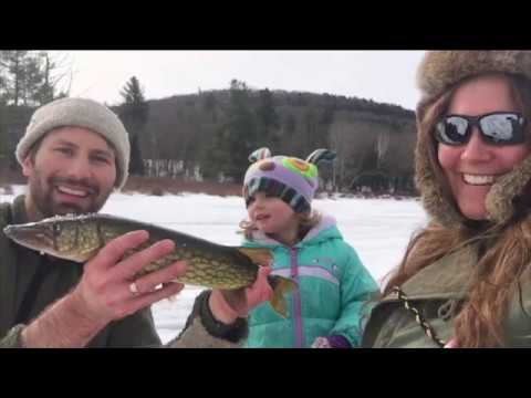2019 Children's Ice Fishing Derby