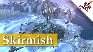 Etherium - Skirmish Gameplay