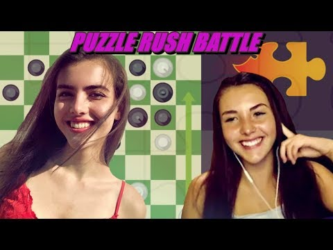 Puzzle Rush Battles - Loser Does Workout