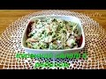 Салат весенний с редиской spring salad with radish