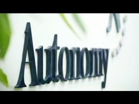 Autonomy 'fraud' probe expands