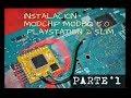 Modchip Modbo 5.0 Playstation 2 PS2 Slim Parte #1