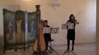 Arpa e Violino - Ave Maria Gounod