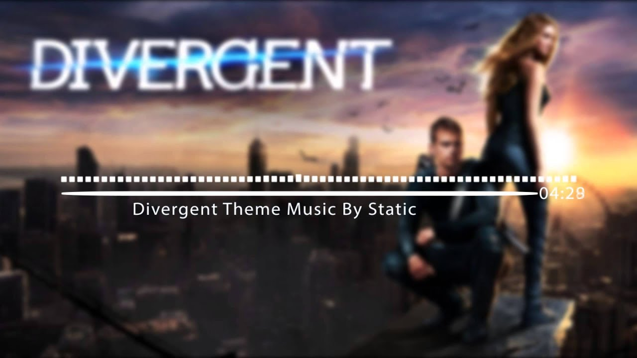 Divergency Official Music Video: Divergent Series : Divergent Soundtrack Theme Music