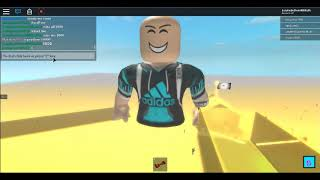 WEIRD RANDOM STUFF PLAYING K.A.H ROBLOX? ;D