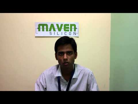Maven Silicon:: Industrial Standard training with 100%Placement Opportunity