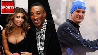 Scottie Pippen's Wife RIPS Christian Laettner for Owing the Pippen's An Insane Amount of Money