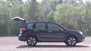 Test Drive 2016 Subaru Forester