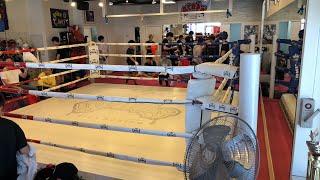 札幌市東区にあるGRABS(グラブス)キックボクシングスタジオが主催するス...