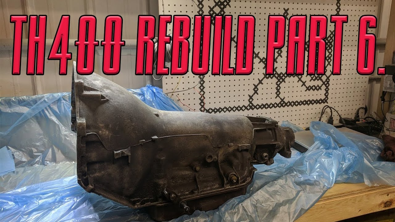 hight resolution of th400 part 6 front pump just give it a little tappy