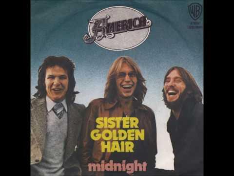 America Sister Golden Hair HQ Remastered Extended Version
