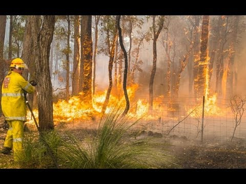 Wildfires blaze across Australia as extreme heat continues